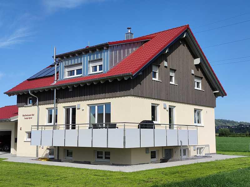 Fertiggestelltes Bauvorhaben Tübingen-Hirschau