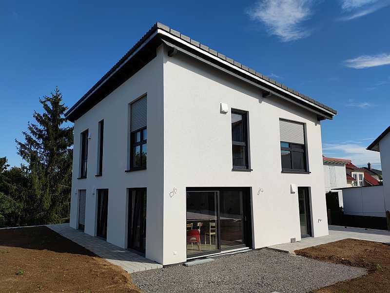 Fertiggestelltes Bauvorhaben Rottenburg-Kiebingen