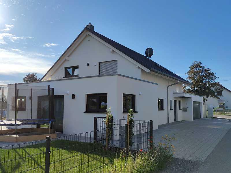 Fertiggestelltes Bauvorhaben Neustetten-Nellingsheim