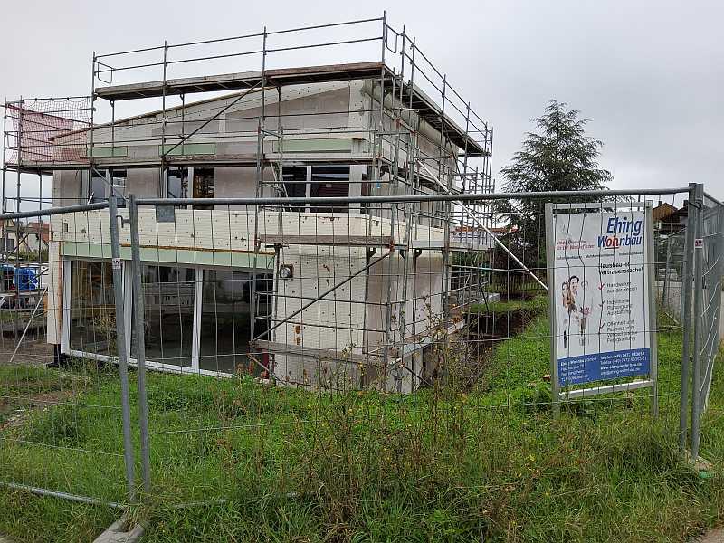 Aktuelles Bauprojekt Rottenburg-Oberndorf