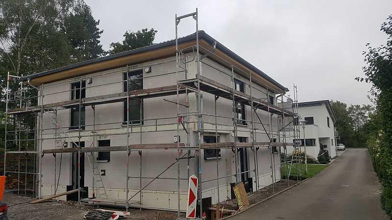 Aktuelles Bauprojekt Rottenburg