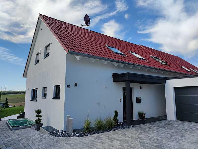 Fertiggestelltes Bauvorhaben Rottenburg-Wendelsheim