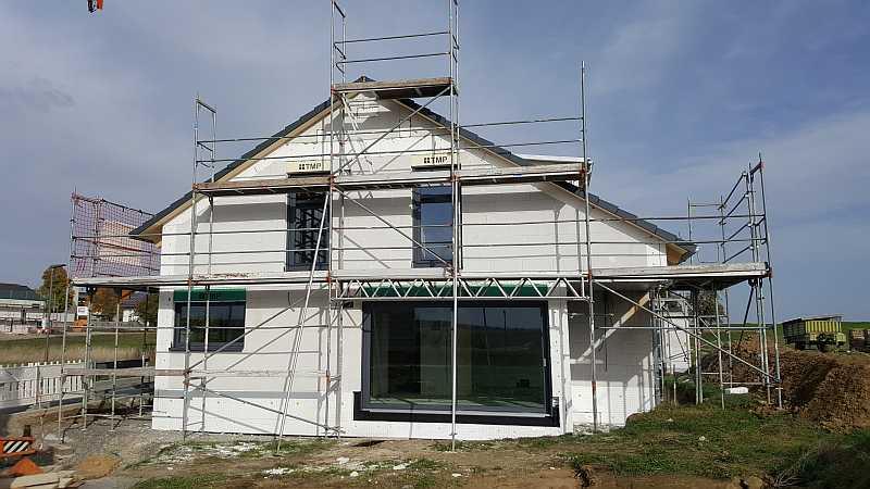 Aktuelles Bauprojekt Rottenburg-Baisingen