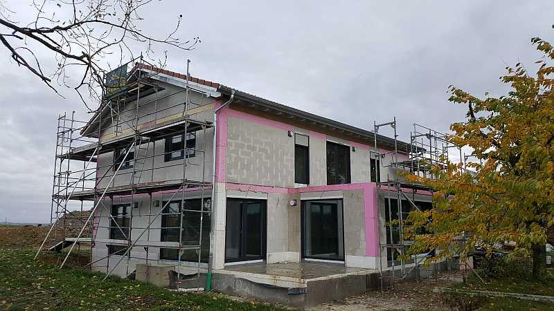 Aktuelles Bauprojekt Horb-Nordstetten