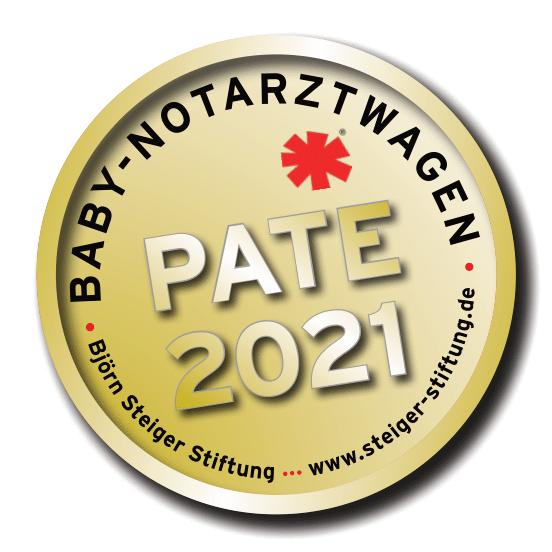 Pate Siegel 2021 Baby-Notarztwagen