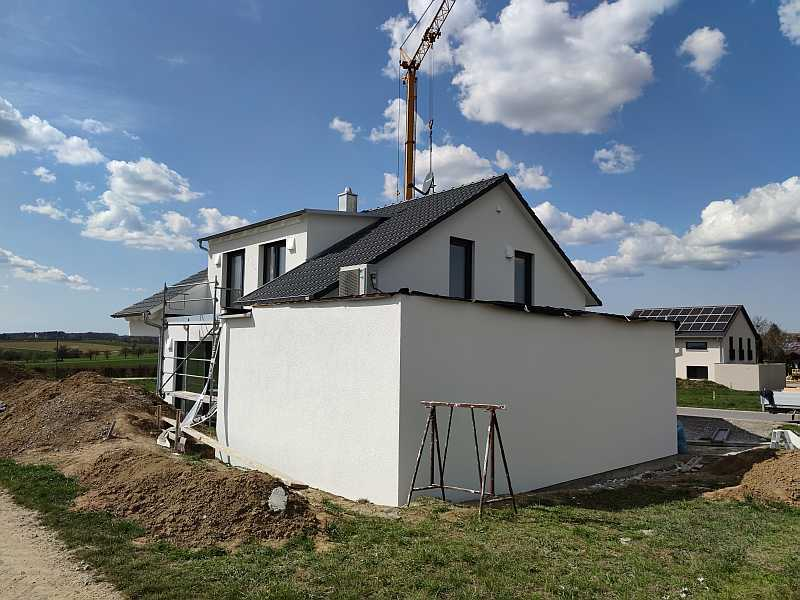Aktuelles Bauprojekt Rottenburg a. N. - Baisingen