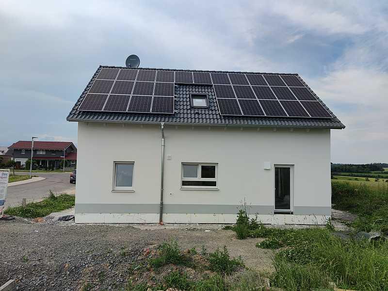 Aktuelles Bauprojekt Neustetten-Remmingsheim