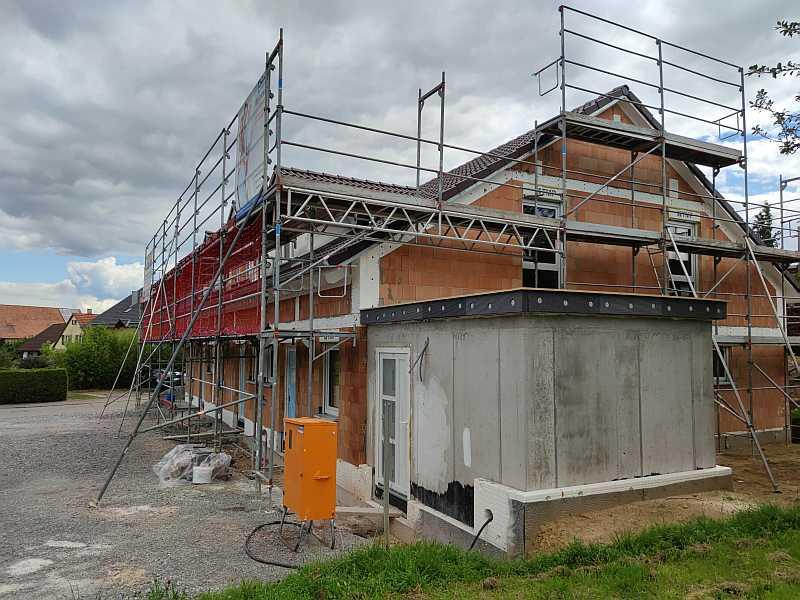 Aktuelles Bauprojekt Rottenburg a. N. - Seebronn