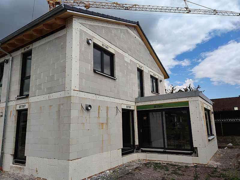Aktuelles Bauprojekt Rottenburg a. N. - Wurmlingen